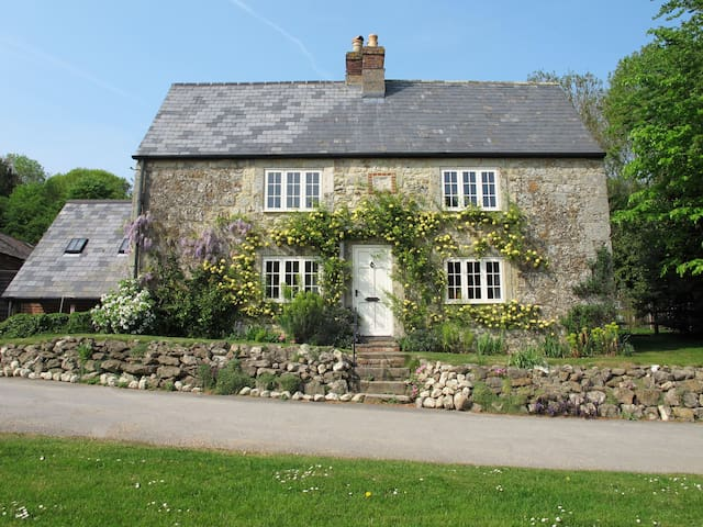 Little Mersley Farmhouse - Isle of Wight - Hus