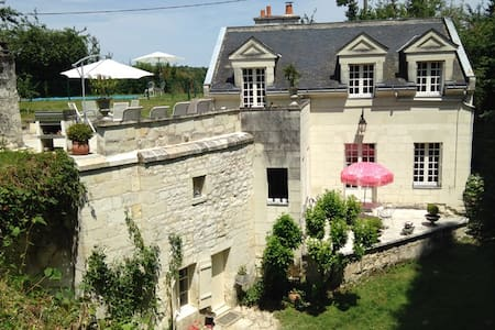 Lovely Loirehouse very private - Seuilly - 独立屋