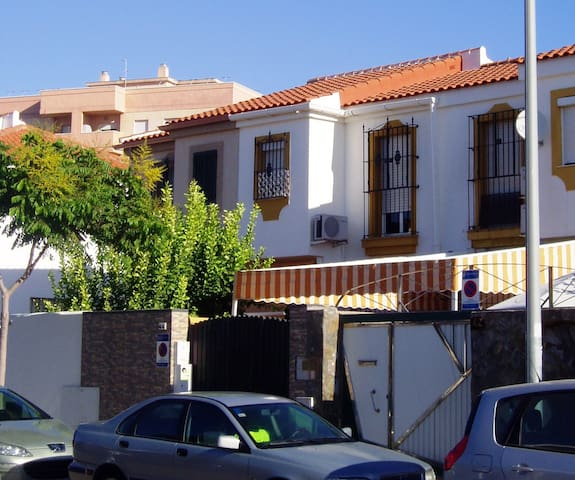 2 rooms in a town house - Jerez de la Frontera - Dom
