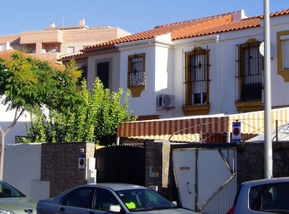2 rooms in a town house - Jerez de la Frontera - Casa