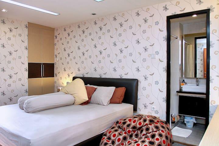 Comfortable @Kartini - Central Jakarta - Wohnung