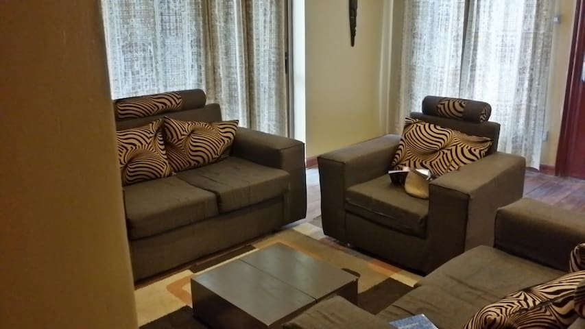 Woodstone Apartments, Kampala - Kampala - Huoneisto