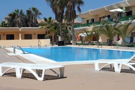 Very cute apartment - Corralejo - Daire