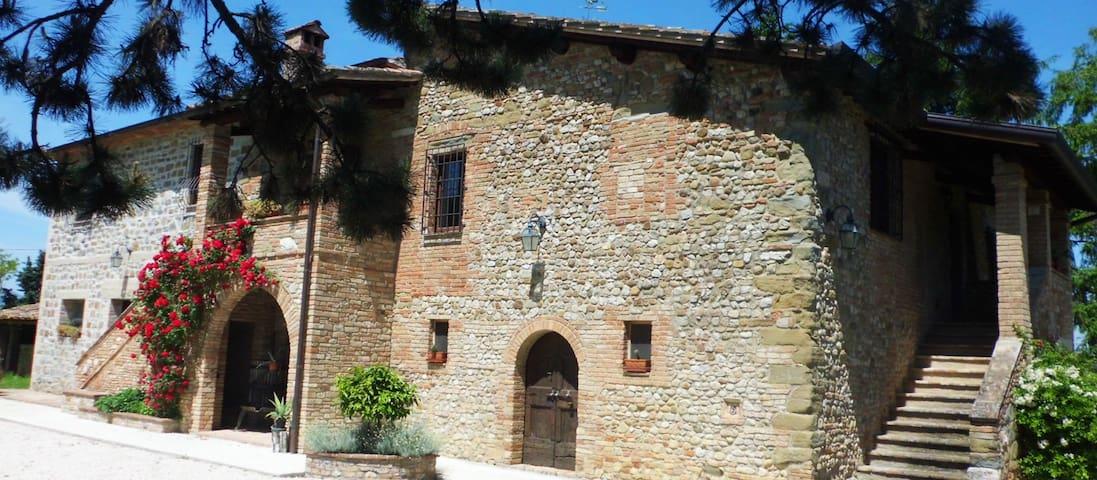 Casale del Colle degli Ulivi Umbria - Pérouse - Villa