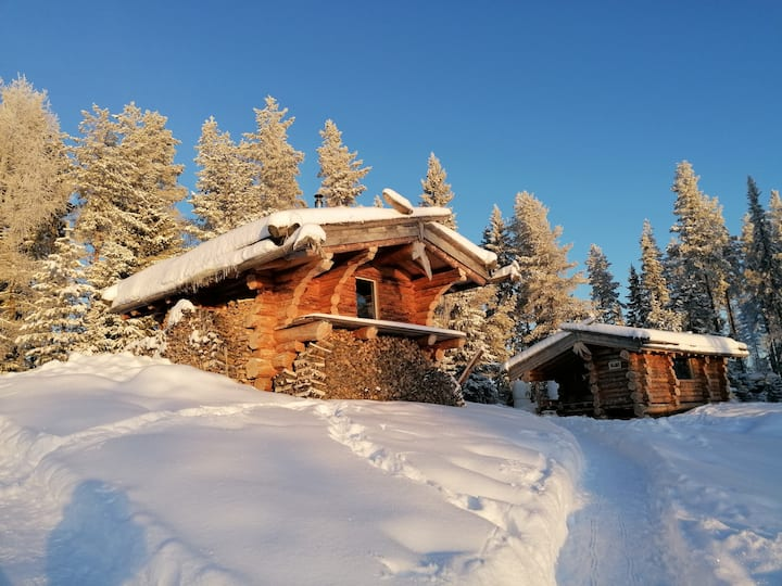Logs Cabins