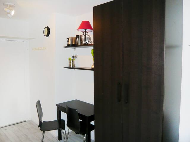 1-room apartment Les Normandières in Cabourg - Cabourg