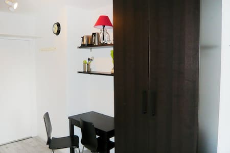 1-room apartment Les Normandières in Cabourg - Cabourg - Lejlighed