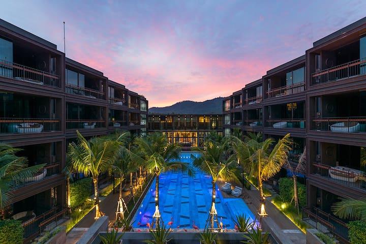 Sea View Luxury 1-BR Saturdays Residents