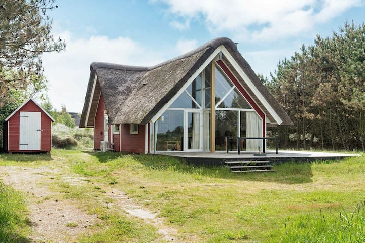 Urbane Holiday Home in Rømø with Sauna