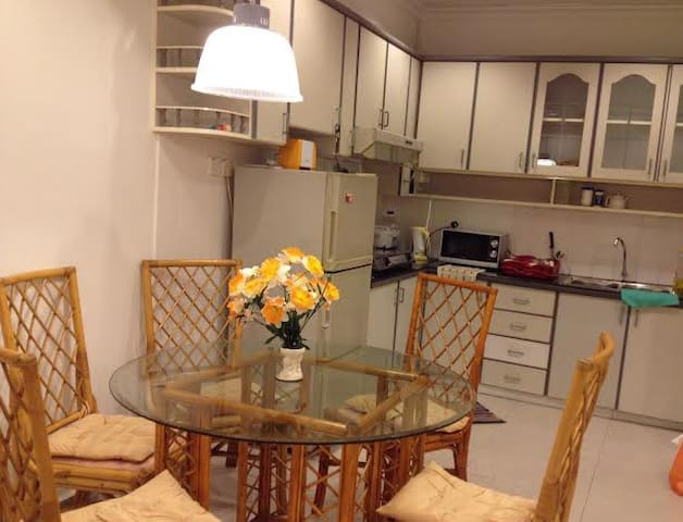 A Home Away From Home At K. Lumpur. - Kuala Lumpur - Appartement