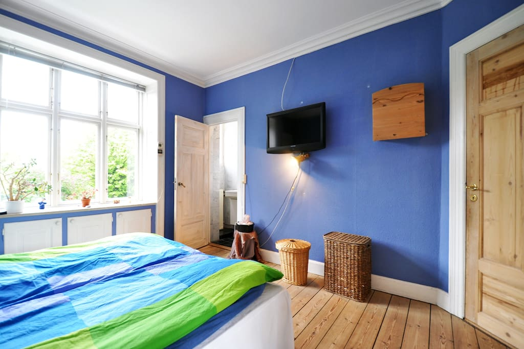 Nice big apartment in Copenhagen