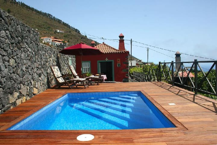 Rural House La Caldera - Fuencaliente - Rumah