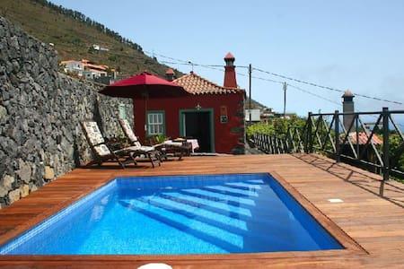 Landelijk huis La Caldera - Fuencaliente