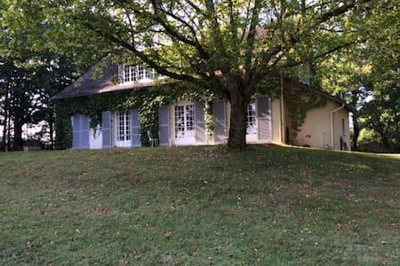 Maison de charme Parc de Brenne - Rosnay