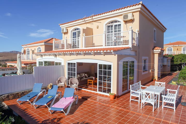 spacious 3 beds holiday home on Fuerteventura - แอนติกัว - บ้าน