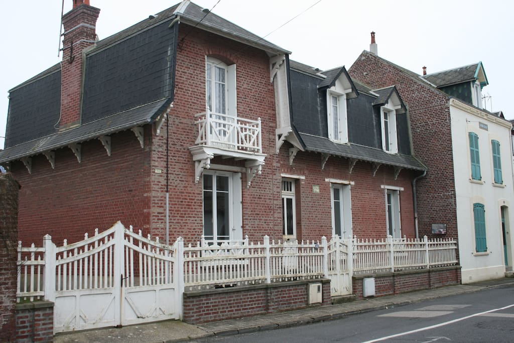 façade côté mer