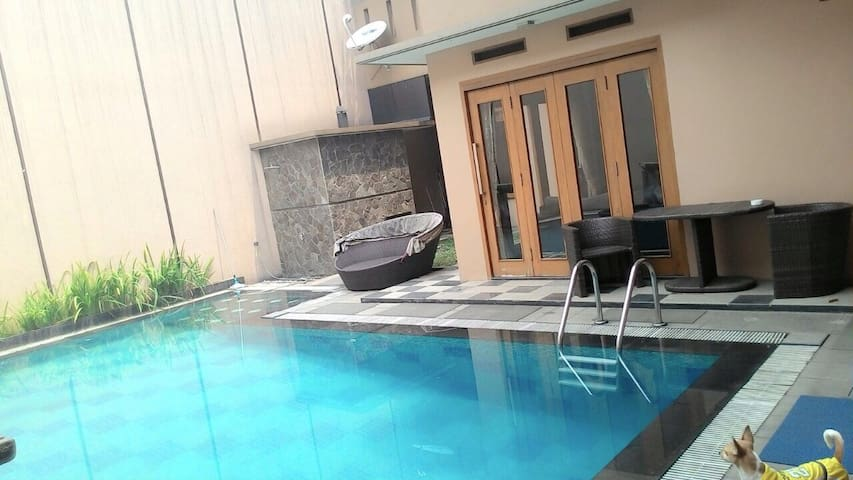 Nice house with modern furniture  - Bandung - Hus