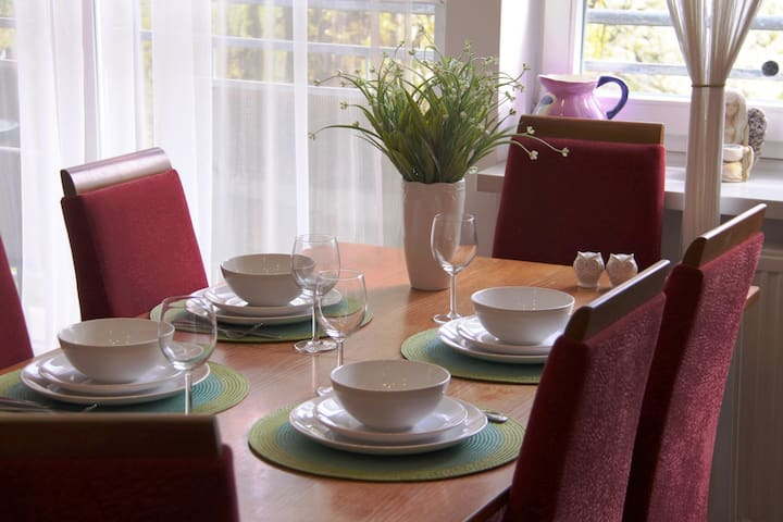 Oasis - Quiet and sunny apartment by the main park - Szczecin - Apartment