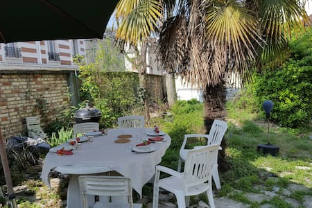 A large and quiet room 10 minutes from Paris - Argenteuil - Dom