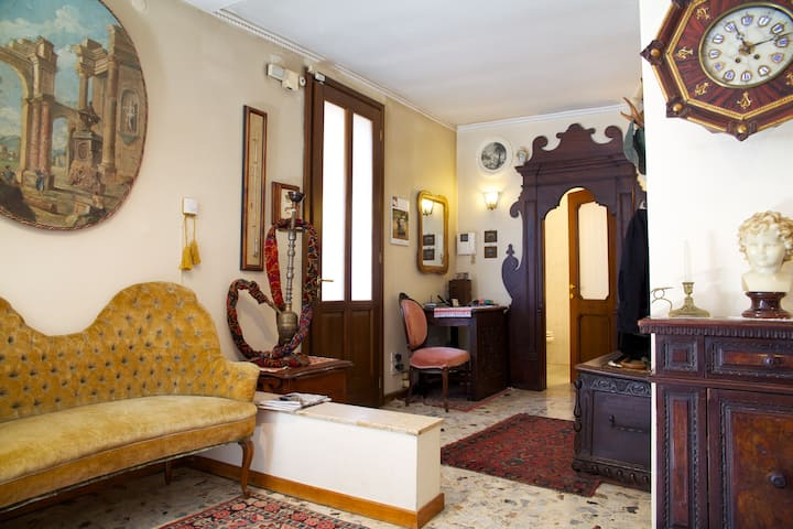 B&B in the heart of the historic center of Bergamo