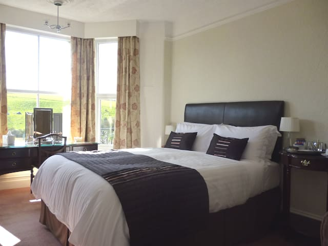 KingSize with views 4* B&B nr Eden - Tywardreath