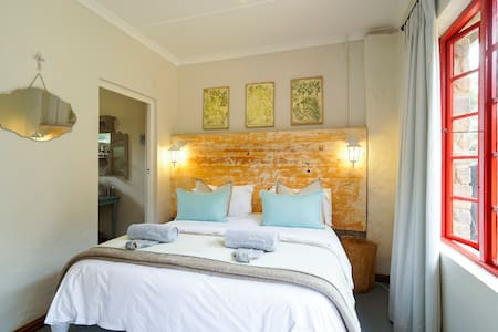 Garden Cottage @ Mulberry Guest H - Outer West Durban - 家庭式旅館