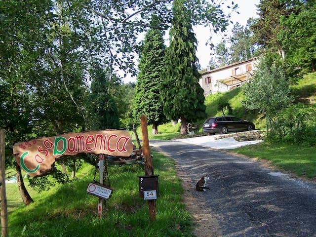Monastero Bormida: Casa Domenica - Monastero Bormida - Haus