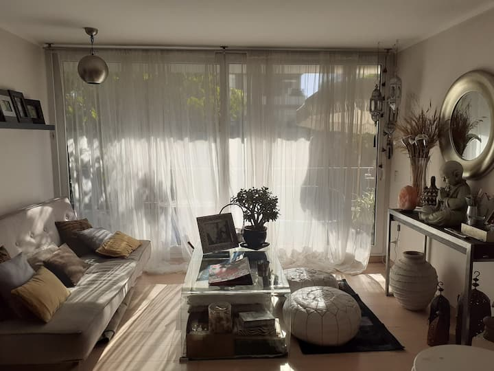 Super spacious charming room in Providencia