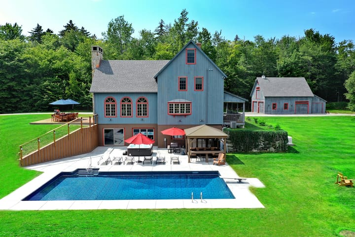 Private and Secluded Escape in Rural Vermont!