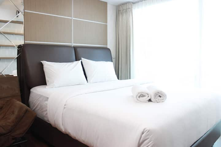 Premium Studio Room @Tamansari La Grande Apartment