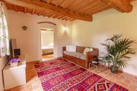 Lavanda- Apartment on the tuscan hills