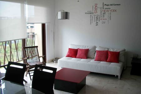 Best 1br-AMAZING View and Pool - Playa del Carmen - Apartment
