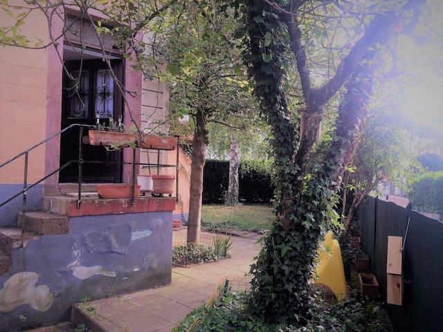 Centre Alsace : Maison bourgeoise avec du cachet