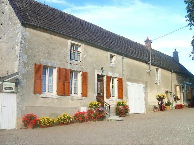 Chambre Hote Gite  ARMALOU  Pouilly / Loire