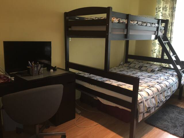 Double bedroom, near to Center