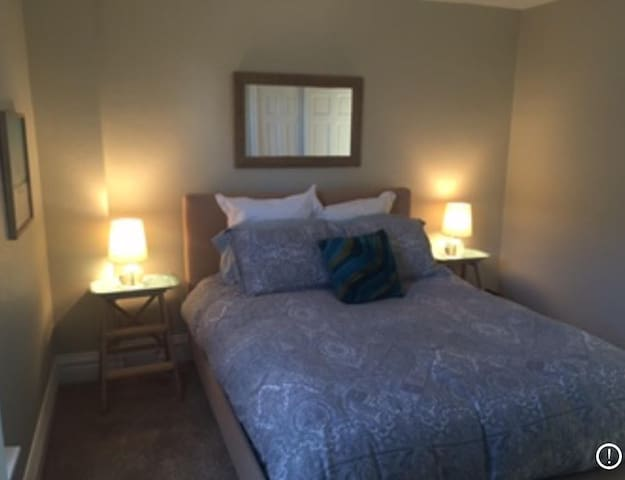 Lovely Bedroom and Shared Bath in Denver Highlands