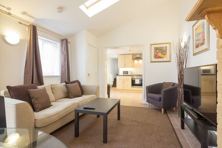 Cambridge Bath House - Waterbeach - Apartment