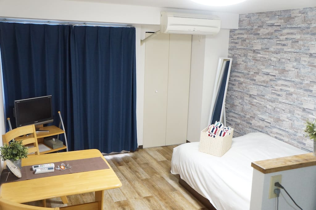 Living&Bed room②