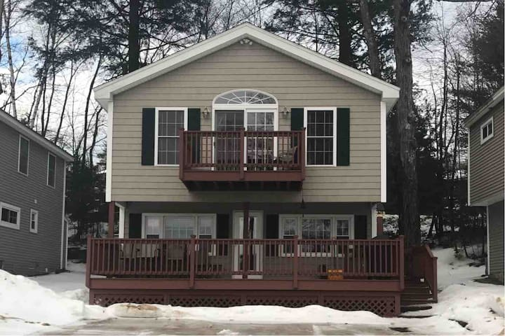 Great house located in Weirs beach/Paugus Bay Area