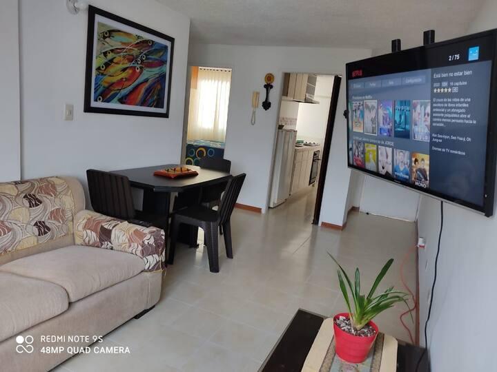 Apartamento independiente en el centro de Ibagué