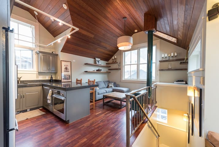 Private Home Ideal Location! 1 Block From Gondola! - Telluride - Chalet