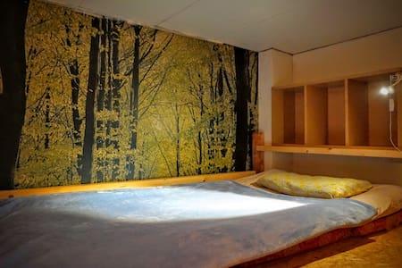 Artist in Residence JamHouse (Mixed Dorm 2) - Setagaya - House