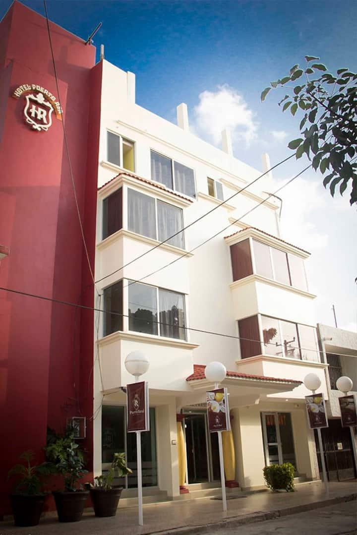 HOTEL PUERTO REAL ¡¡¡RESERVA!!!! BUENOS PRECIOS