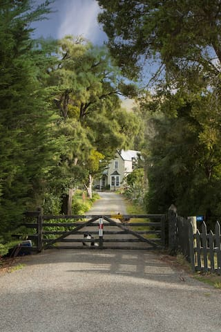 Tikao Bay Homestead, Banks Peninsula - Wainui - Bed & Breakfast