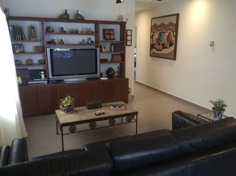 Sala / cuarto de TV