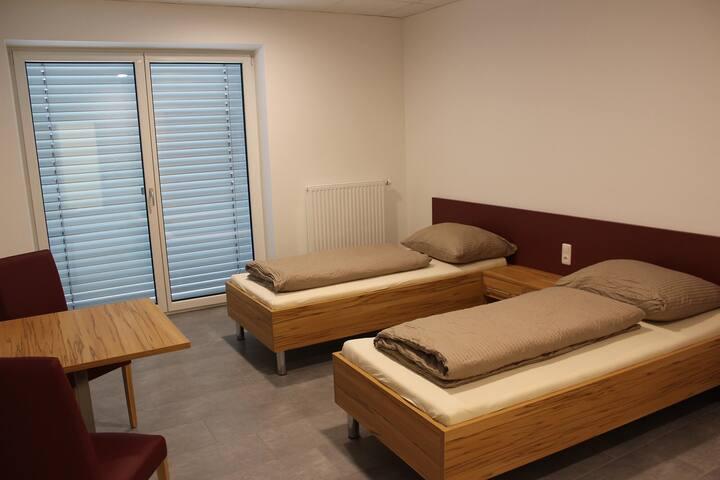 Zimmervermietung in der Nähe von Linz