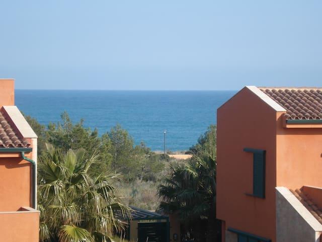 APARTAMENTO EN PRIMERA LINEA DE MAR - L'Ametlla de Mar - Apartmen