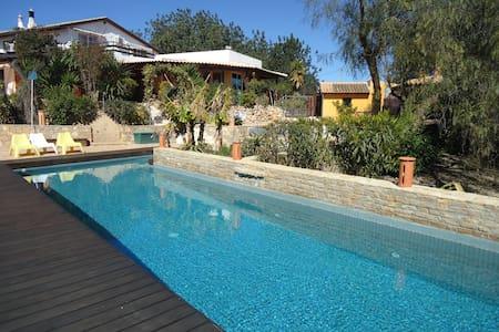 Casa de Campo a 3 kms da praia - Quelfes