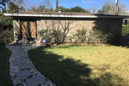 Private Garden Guestroom with Bath - Brownsville - Andere
