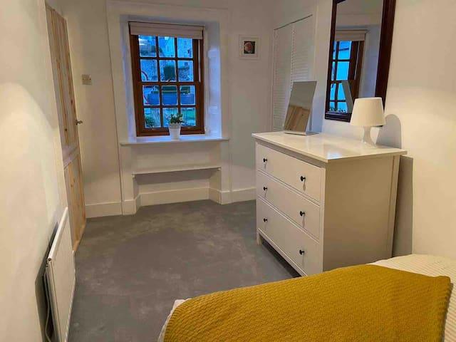 Bedroom 2 looking towards front of property